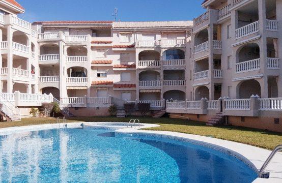 Apartamento en Alcossebre cerca de la playa Cargador