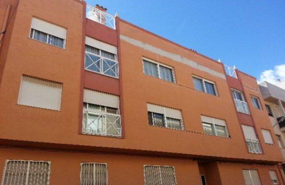 Amplio piso en el centro de Torreblanca