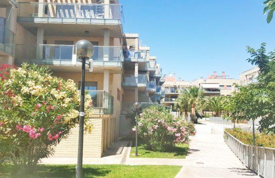 Apartamento con grandes terrazas