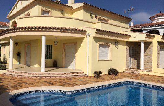 Espectacular villa moderna en Alcossebre
