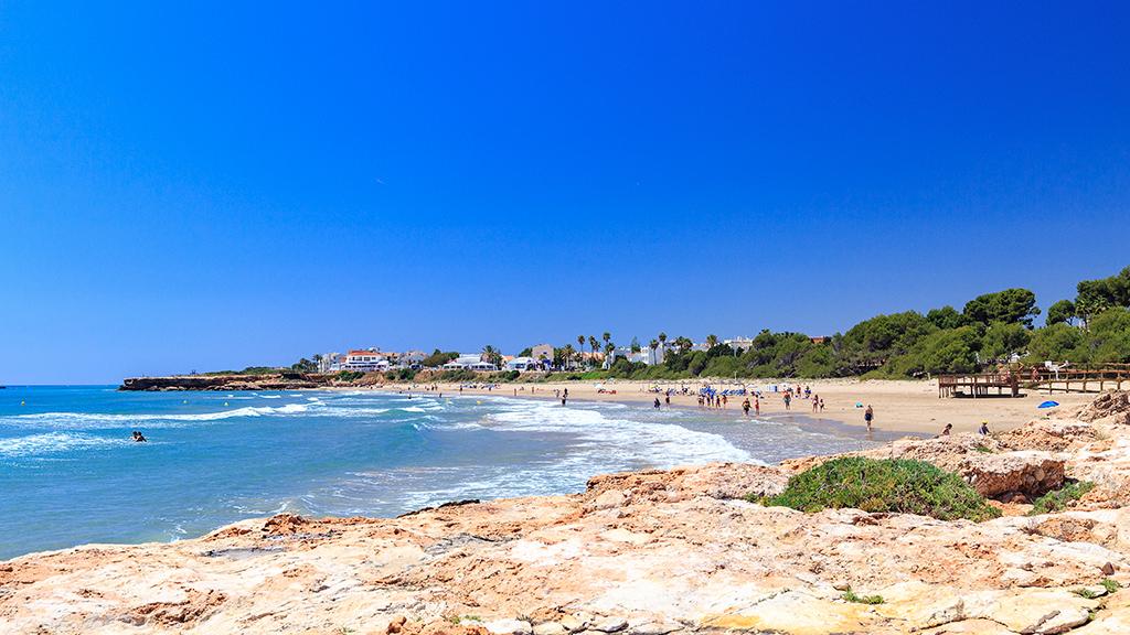 Inmobiliaria Desam Alcossebre imagen de Alcanar y sus playas