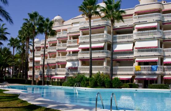 Apartamento en Casablanca, en 1ª línea de playa Romana