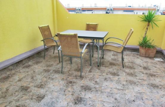 Ático de 3 habitaciones en el centro de Alcossebre