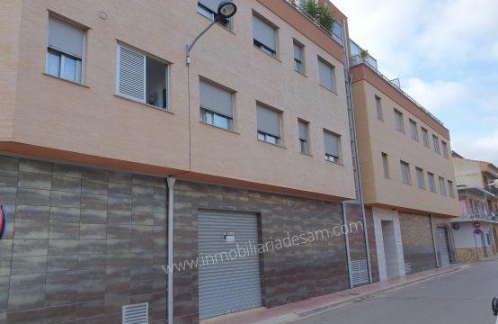 Piso de reciente contrucción muy amplio en el centro de Torreblanca