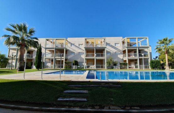 Amplio apartamento en planta baja a pocos metros de Playa Romana