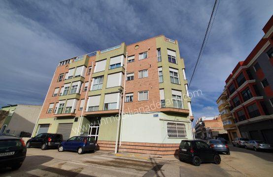 Precioso y amplio piso en Alcalá de Xivert, con perfectos acabados