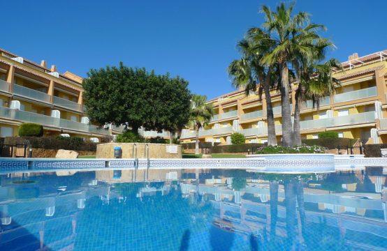 Precioso apartamento  en Sierra de Irta, en la playa de las Fuentes